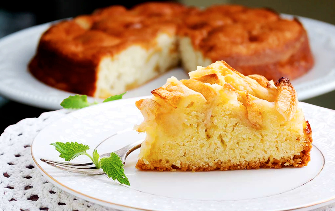 Apple Cake Made With Cake Mix - Apple Pie Filling