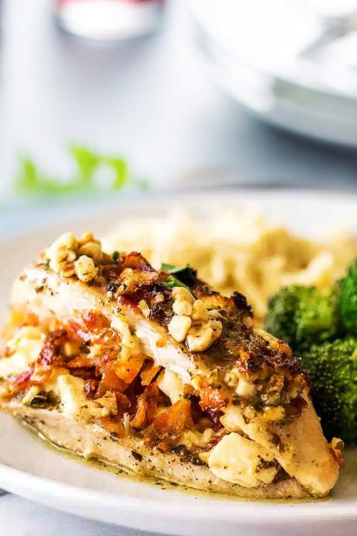Stuffed Chicken Breast Recipes Boneless Skinless