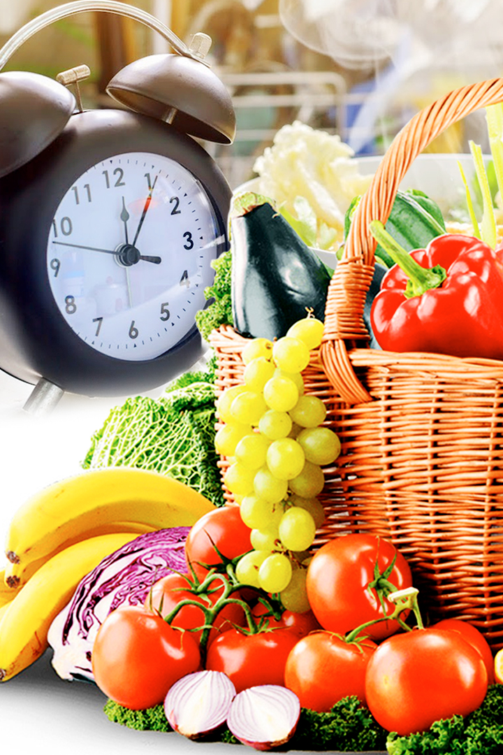 of Meal Plan for Intermittent Fasting