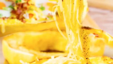 Best Cooking Oven Baked Spaghetti Squash Recipe