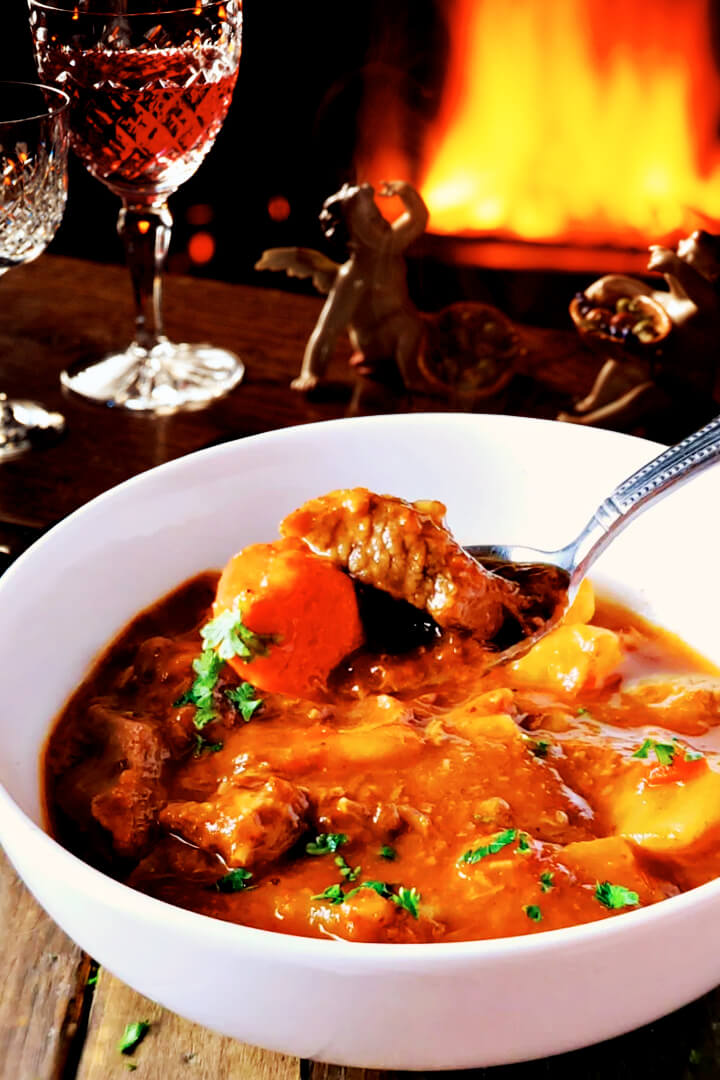 Best Old Fashioned Hearty Beef Stew Recipe