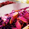 Red Fried Cabbage Easy Recipes