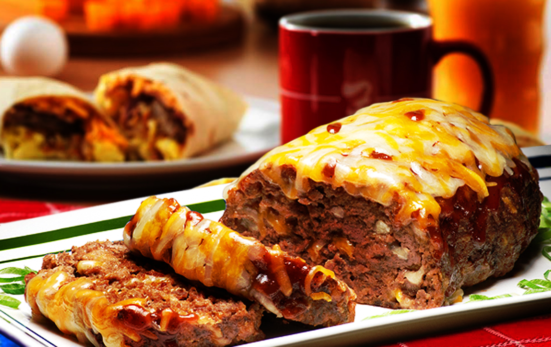 Easy Cheeseburger Meatloaf Recipes Ground Beef