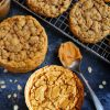 flourless soft peanut butter cookies recipe