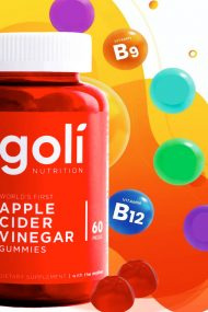Goli Braggs Apple Cider Vinegar
