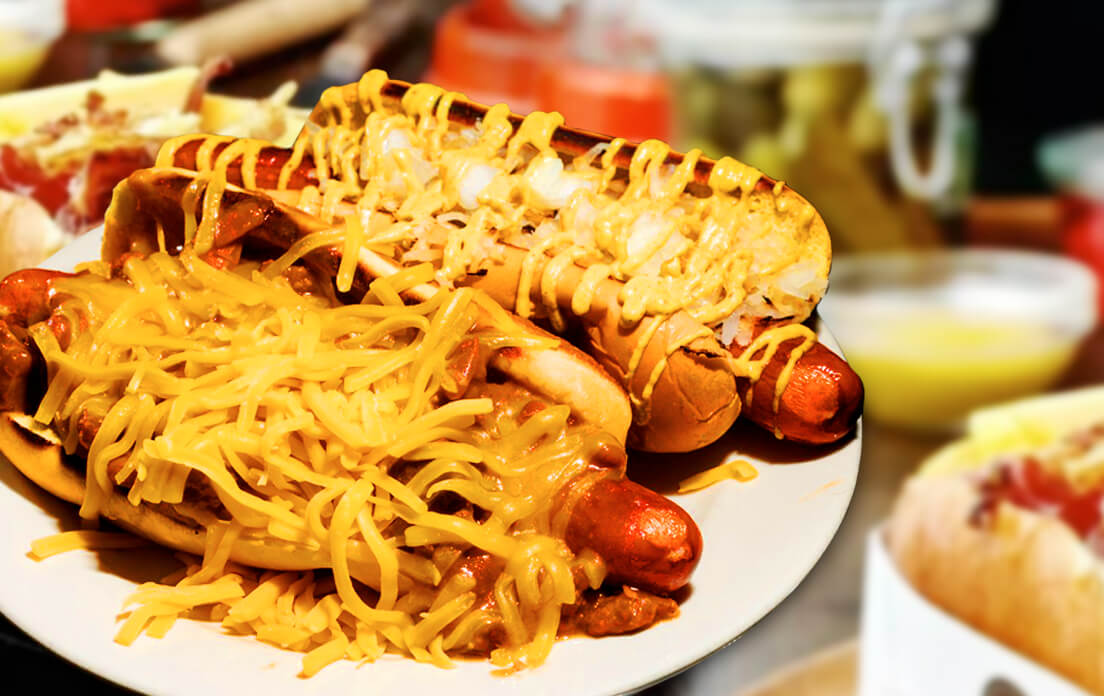 Best Hot Dog Chili Con Carne Slow Cooker