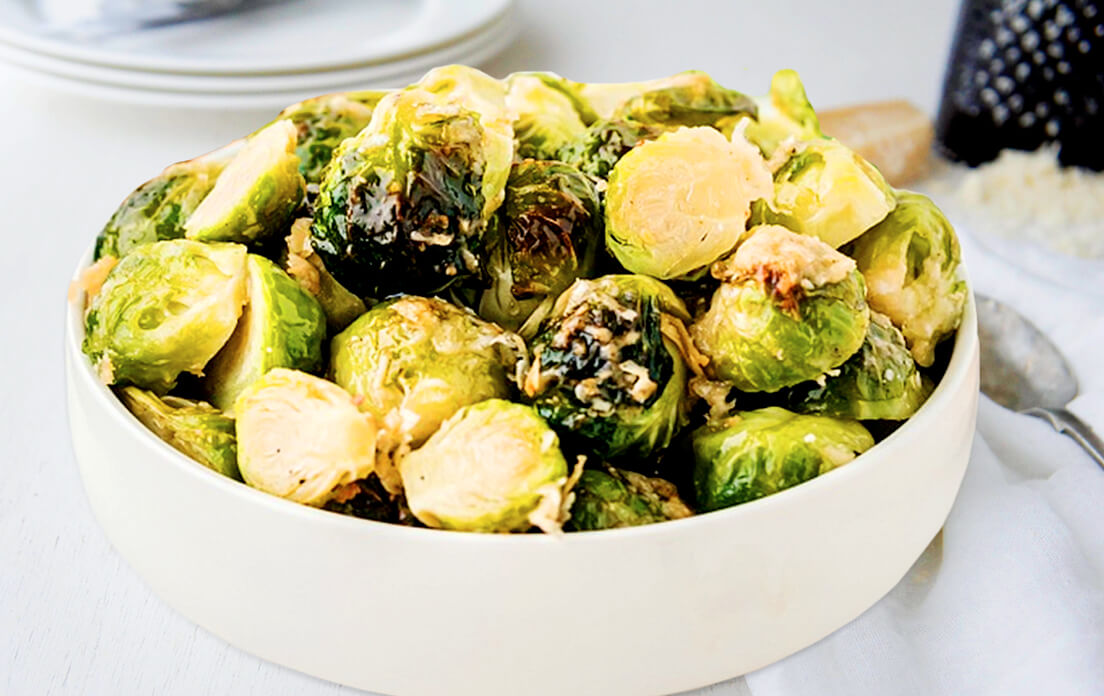 Roasted Brussels Sprouts Recipes