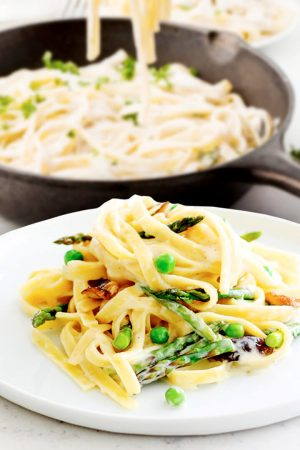 How To Make Alfredo Sauce With Milk