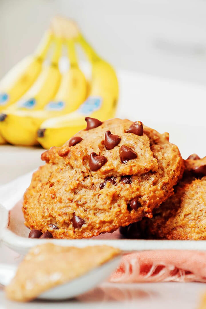 How To Make Best Easy Banana Chocolate Chip Cookies Recipe