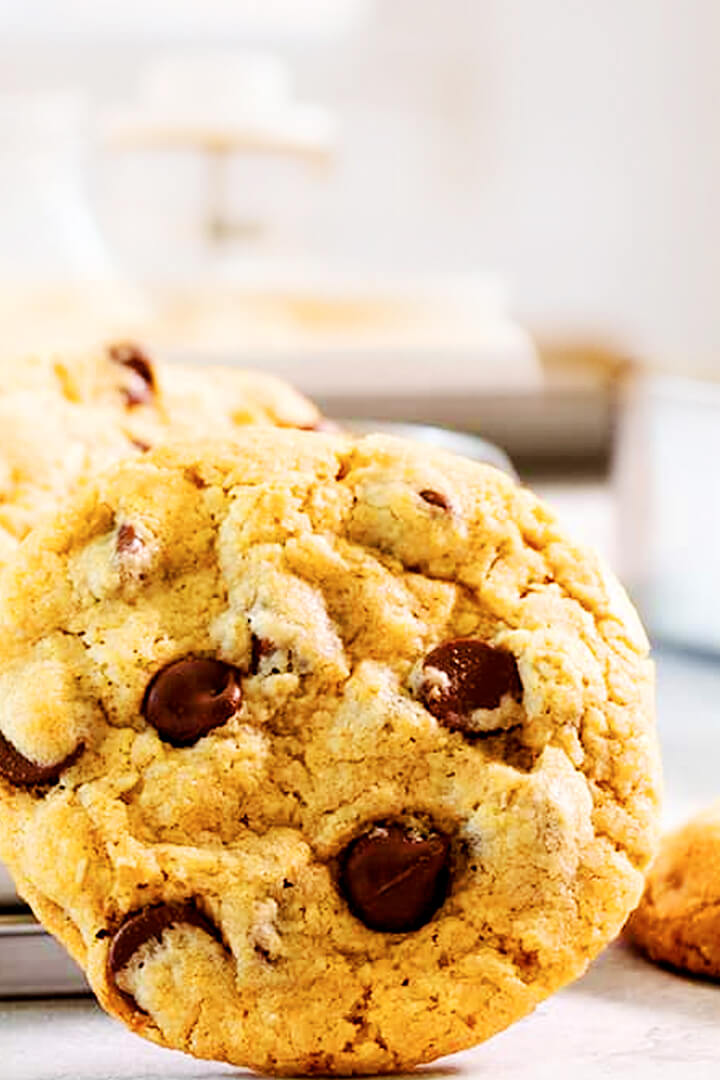 Easy Gluten Free Chocolate Chip CookieACs Recipe
