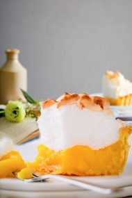 Keto Lemon Meringue Pie - Lemon Meringue Pie Recipe