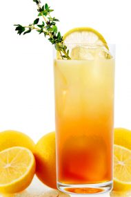lemon zinger tea benefits and side effects