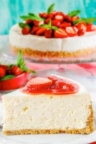 Low Carb Cream Cheese Desserts - No Bake Cheesecake