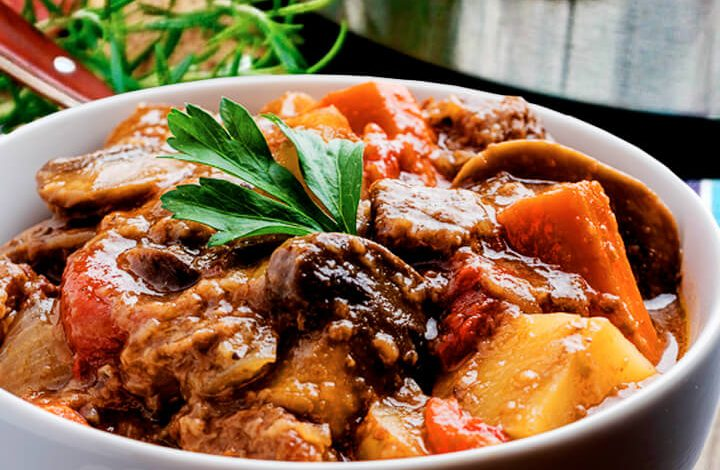Pressure Cooker Beef Stew Stove Top Recipes