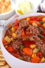 Ground Beef Stew Recipes