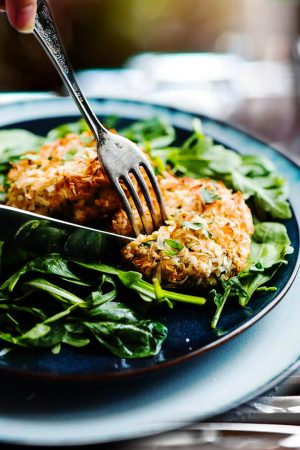 Broiled Salmon Loaf Recipe