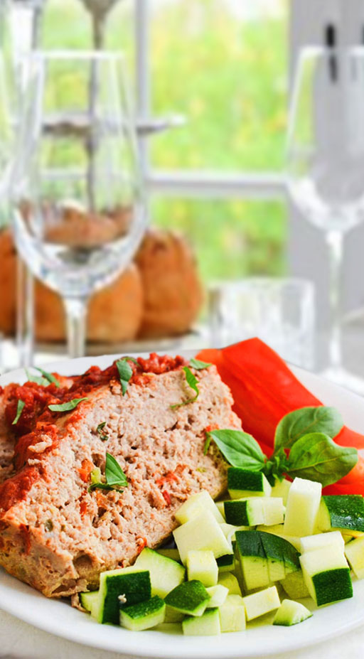 Ground Turkey Easy Meatloaf Recipe