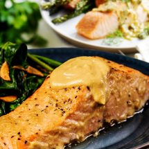 Baked Salmon Recipes With Lemon And Mustard