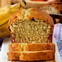 Banana Bread Recipes Moist Easy