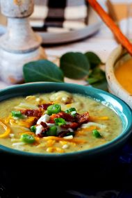 Boneless Chicken Breast Oven Baked Potato Soup