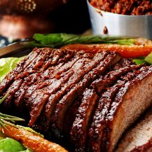 Brisket Recipes Crock Pot No Water
