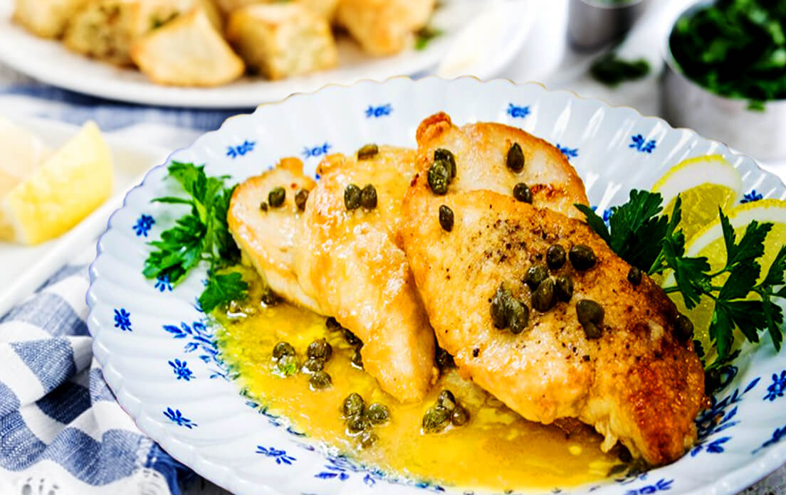 Chicken Piccata Recipe Using Parmesan Cheese