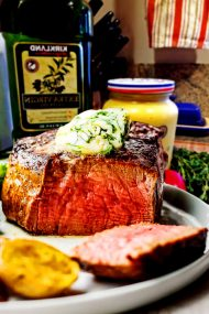 Crusted Prime Rib Roast In Cooking Bag
