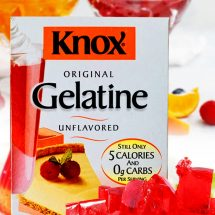 Gelatin Unflavored For Joints Recipe
