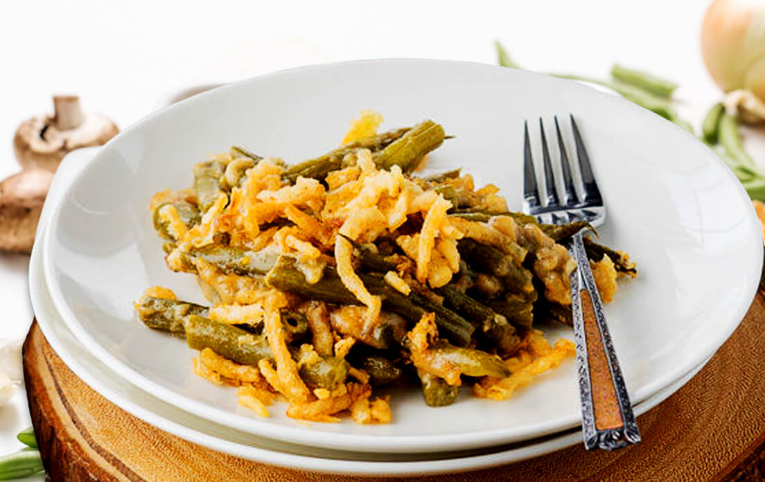Green Bean Casserole Recipe Easy With Crock Pot