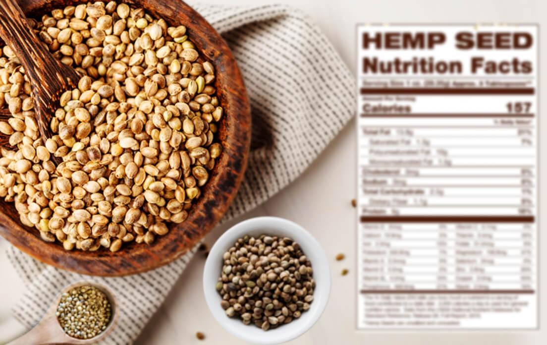 hemp seeds health benefits nutrition