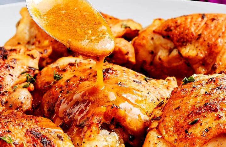 Instant Pot Chicken Recipes to Freeze