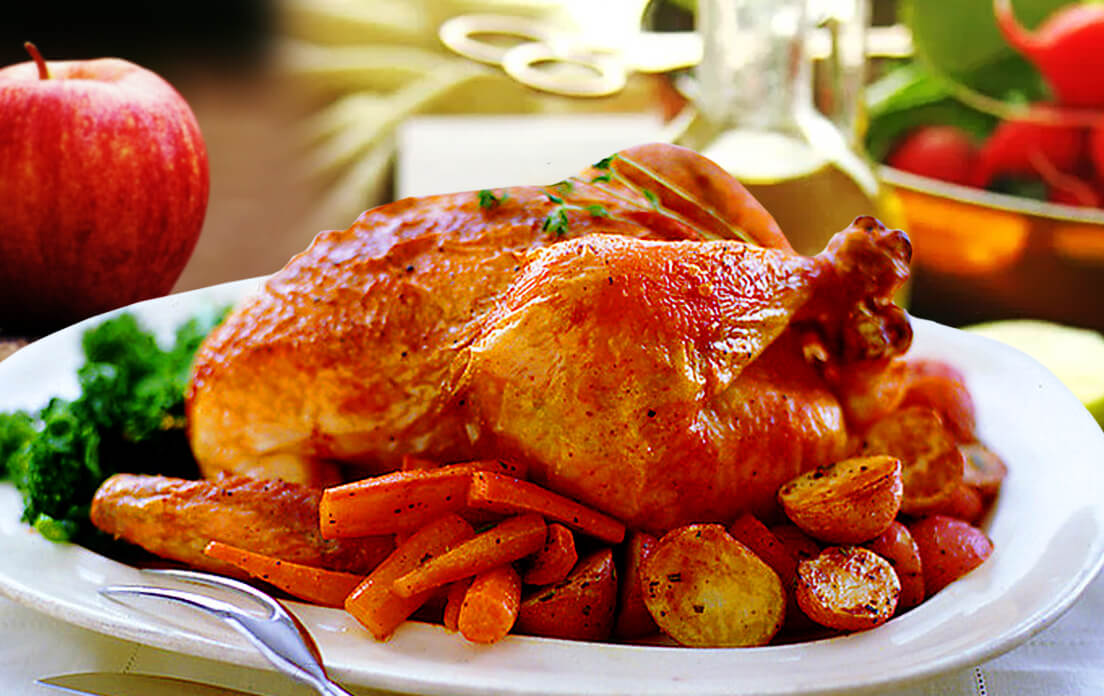 Roasted Chicken Recipes in Whole Oven 30