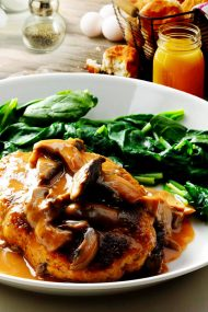 Salisbury Steak Origin Recipes