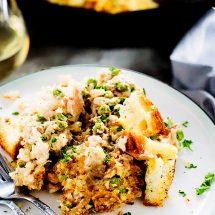 Tuna Casserole Recipes Peas & Cashews