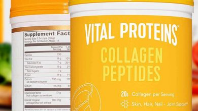 Vital Proteins Collagen Peptides Unflavored