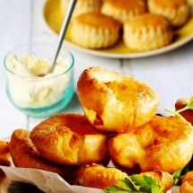 Yorkshire Pudding Recipe No Beef
