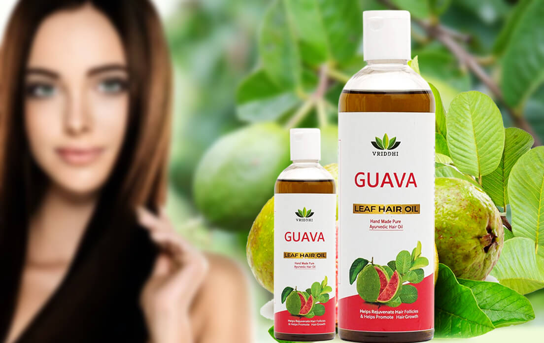 guava juice for hair growth