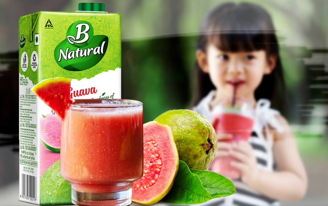 guava juice for kids