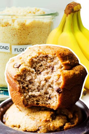 Almond Flour Banana Muffins: How Many Calories and Protein Are in Them?