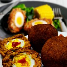 Baked Scotch Eggs: How to Cook easy Recipe