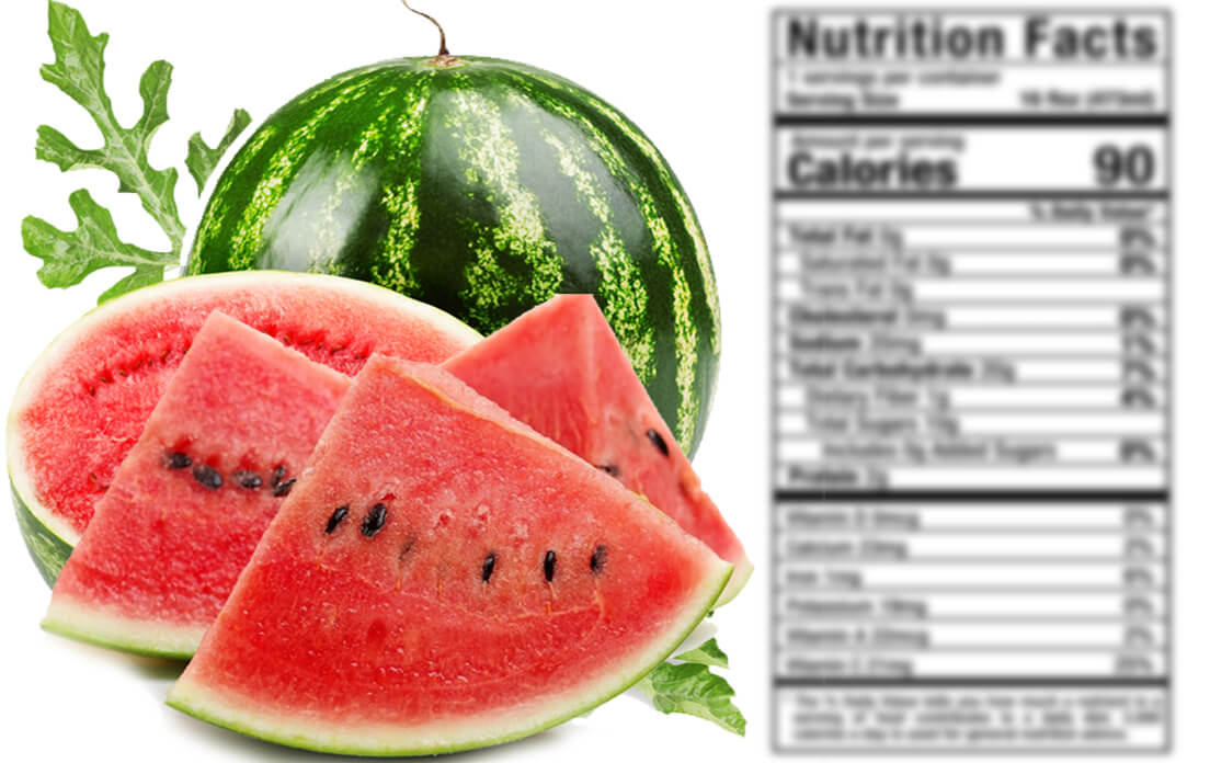 How Much Sugar is in Watermelon and nutrition