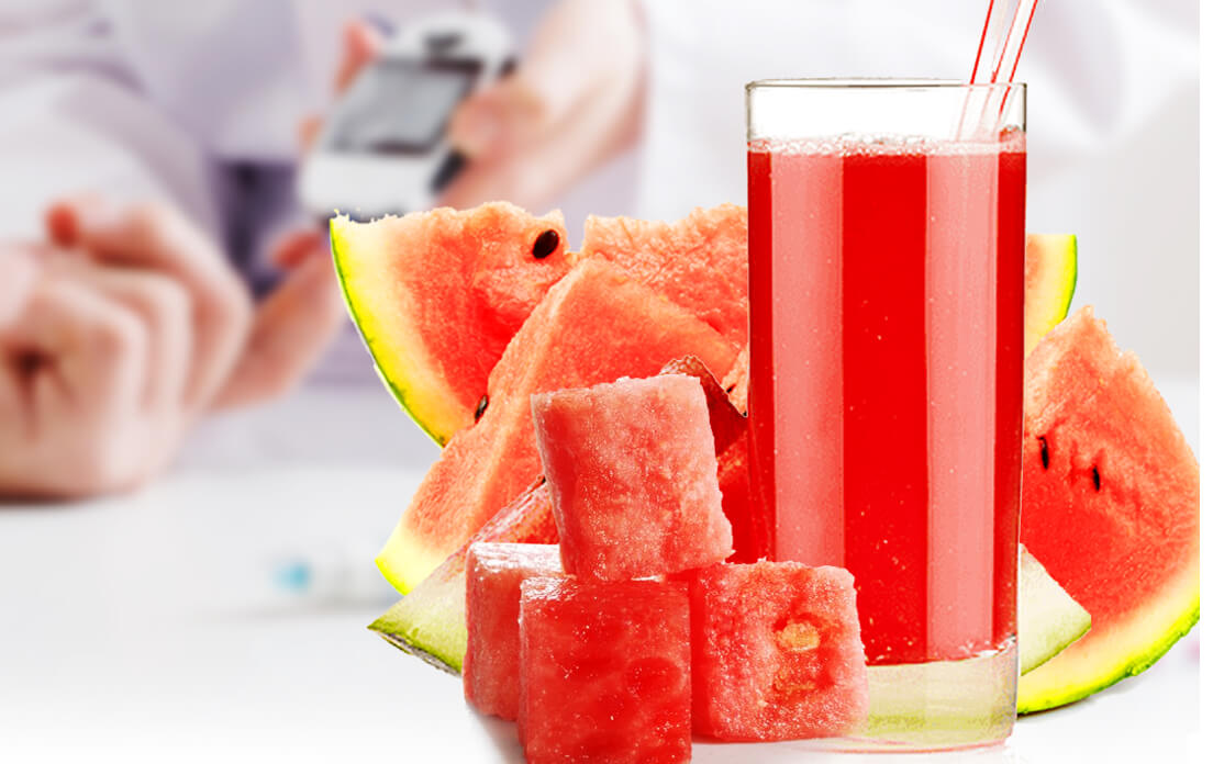 what does watermelon sugar high mean? is it safe for diabetic?