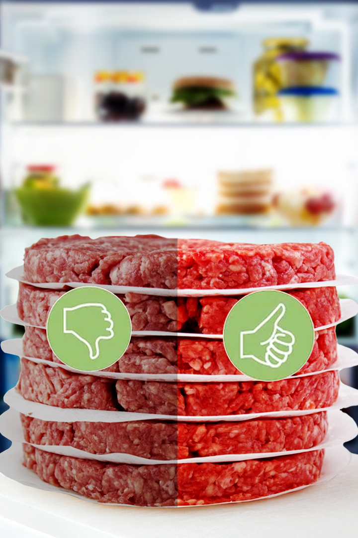 how long does cooked ground beef last in the fridge Can It Be Put Back In The Refrigerator